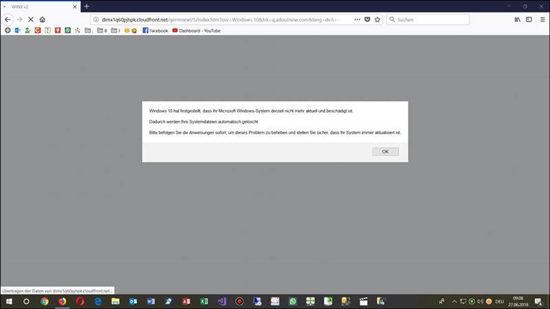 Ihr Windows-System Ist Beschädigt